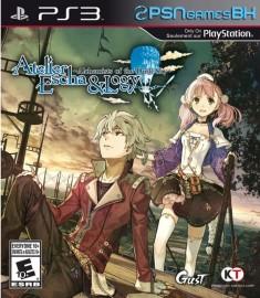 Atelier Escha & Logy Alchemists of the Dusk Sky PSN PS3