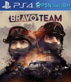 Bravo Team VIP PS4