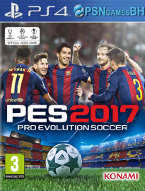 PES 17 SECUNDARIA PS4