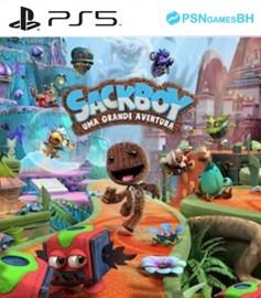 Sackboy: Uma Grande Aventura VIP PS4|PS5