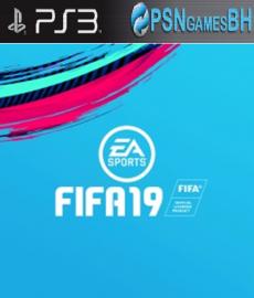 FIFA 19 PSN PS3