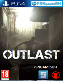 Outlast VIP PS4 PSN