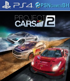 Project CARS 2 VIP PS4