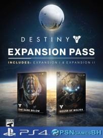 Destiny expansao pass PS4 PSN