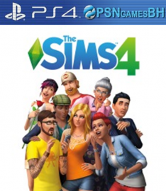 The Sims 4 VIP PS4