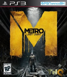 Metro Last Light Complete Edition PSN PS3
