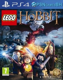 LEGO The Hobbit VIP PS4