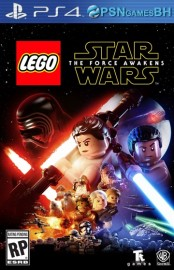 LEGO Star Wars The Force Awakens VIP PS4