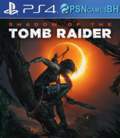 Shadow of the Tomb Raider VIP PS4