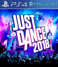 Just Dance 2018 VIP PS4
