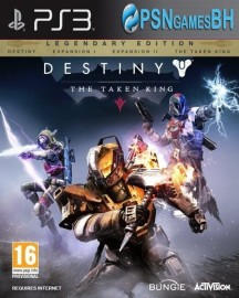 Destiny The Taken King Legendary Edition PSN PS3