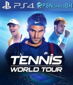Tennis World Tour VIP PS4