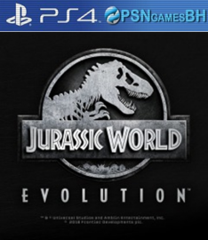 Jurassic World Evolution Secundaria PS4