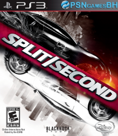 Split/Second PSN PS3