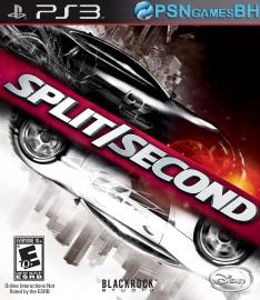 Split/Second PSN PS3
