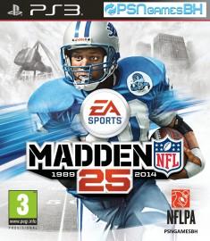 Madden NFL 25 PSN