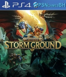 Warhammer Age of Sigmar: Storm Ground VIP PS4
