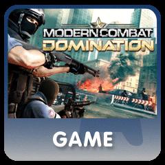 Modern Combat: Domination PSN