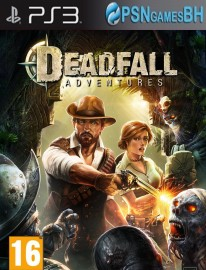 Deadfall Adventures Heart of Atlantis PSN PS3