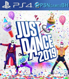 Just Dance 2019 Secundario PS4