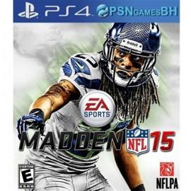 Madden NFL 15 PS4 PSN CONTA SECUNDARIA
