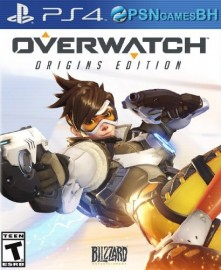 Overwatch: Origins Edition VIP PSN PS4