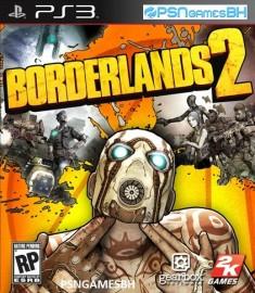 Borderlands 2 PSN PS3