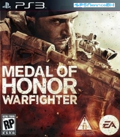 Medal Of Honor Warfighter PSN