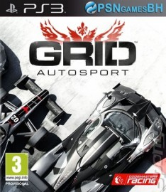 GRID Autosport PSN PS3