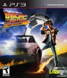 Back to the Future: The Game PSN