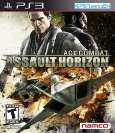 Ace Combat: Assault Horizon PSN PS3