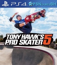 Tony Hawk's Pro Skater 5 VIP PS4