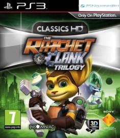 Ratchet & Clank Trilogy PSN