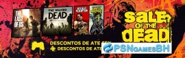 Pacotao Mortos Vivos 3 PSN