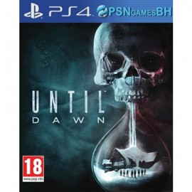 Until Dawn  SECUNDARIA PS4