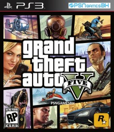 GTA 5 PSN PS3