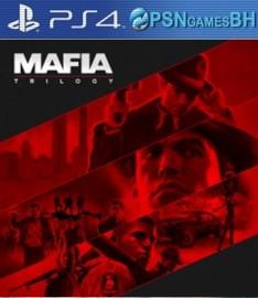 Mafia Trilogy VIP PS4