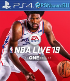 NBA Live 19 VIP PS4
