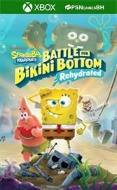 SpongeBob SquarePants: Battle for Bikini Bottom XBOX One