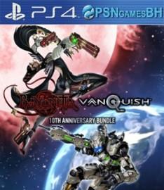 Bayonetta and Vanquish 10th Anniversary VIP PS4