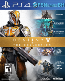 Destiny The Collection SECUNDARIA PS4