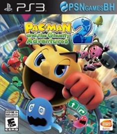 PAC MAN and the Ghostly Adventures 2 PSN PS3