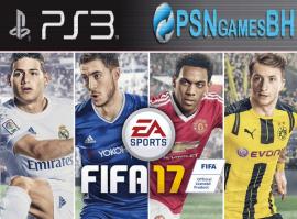 FIFA 17 Pt-Br PSN PS3