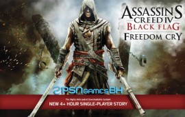 Assassins Creed Freedom Cry VIP PS4