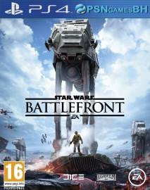 Star Wars Battlefront SECUNDARIA PSN PS4