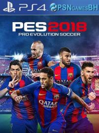 PES 18 Secundaria PS4
