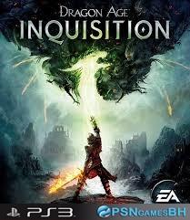 Dragon Age: Inquisition PSN PS3