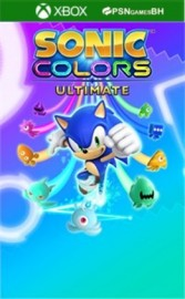 Sonic Colors: Ultimate XBOX One e SERIES X|S