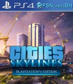 Cities: Skylines VIP PS4