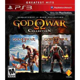 God Of War Collections(GOW) PSN